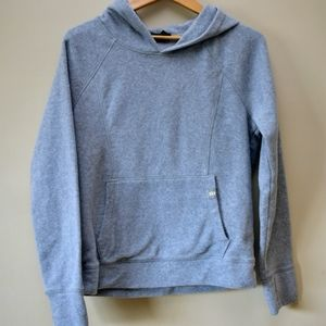 🌵Gap grey fleece hoodie